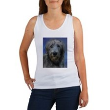 Unique Irish wolfhound Women's Tank Top