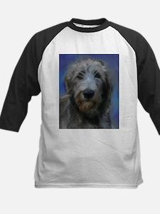 Cute Irish wolfhound dog Tee