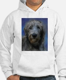 Funny Wolfhound Hoodie