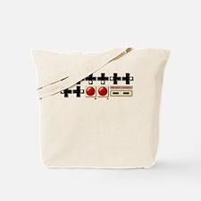 Konami: The Code Tote Bag