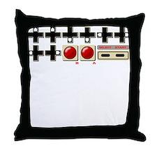 Konami: The Code Throw Pillow