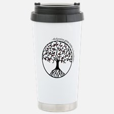 Adoption Roots Stainless Steel Travel Mug