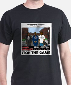 Stop The Game T-Shirt