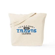 Travis Air Force Base Tote Bag