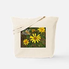 God gives... Tote Bag