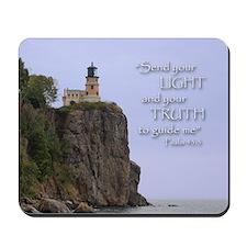 Send your light... Mousepad