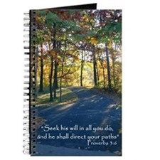 Seek his will... Journal