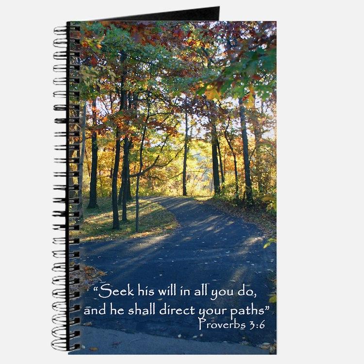 Seek his will... Journal