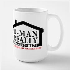 Stepbrothers Realty Large Mug