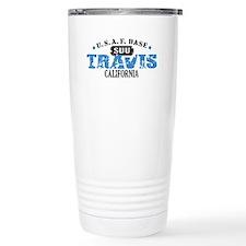 Travis Air Force Base Travel Mug