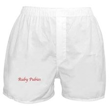 Cute Red head Boxer Shorts