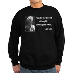 Mark Twain 22 Sweatshirt