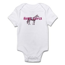 Horse Lover Infant Bodysuit