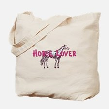 Horse Lover Tote Bag
