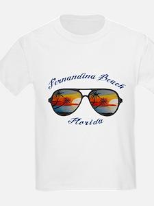 Florida - Fernandina Beach T-Shirt