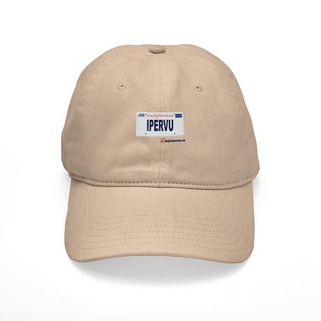 IPERVU License Plate Cap