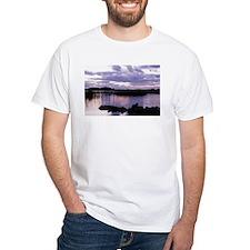 Reflection on Lake at Sunset, Shirt