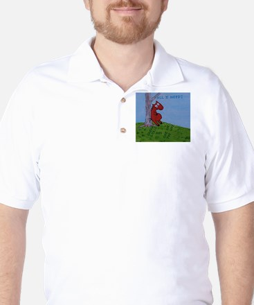 Maternity Golf Shirt