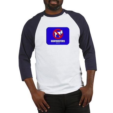 Goatbusters Baseball Jersey