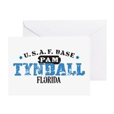 Tyndall Air Force Base Greeting Card