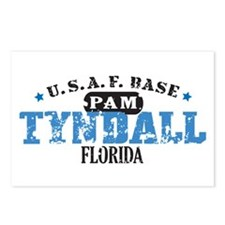 Tyndall Air Force Base Postcards (Package of 8)