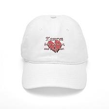 Kamryn broke my heart and I hate her Baseball Cap