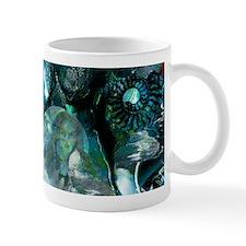 Ammonite Seascape Mug