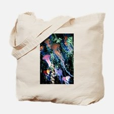 Jellyfish Forest Tote Bag