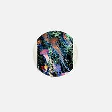 Jellyfish Forest Mini Button