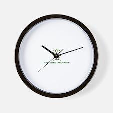 Unique Executive Wall Clock