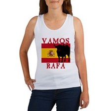 Vamos Rafa Tennis Women's Tank Top