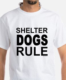 Shelter Dogs Rule Shirt