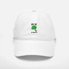 Broccolli vegetrian vegan Baseball Baseball Cap