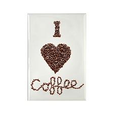 Coffee_I_Love Magnets