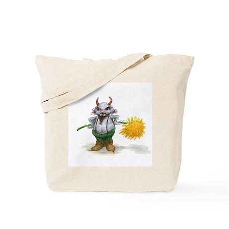 Hay Fever Imp Tote Bag