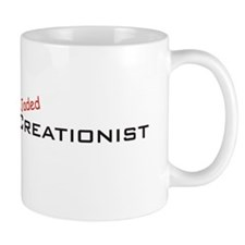 Jaded Creationist Mug