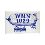 WBLM Pat's Rock Radio Magnet