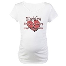 Kaiden broke my heart and I hate him Shirt