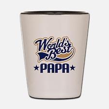 Funny Papa Shot Glass