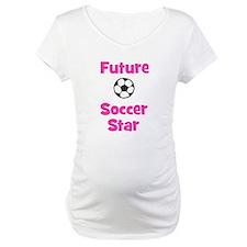 Future Soccer Star (pink) Shirt