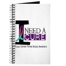 I Need A Cure THYROID DISEASE Journal