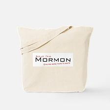 I'm a Mormon Tote Bag