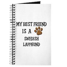 My best friend is a SWEDISH LAPPHUND Journal