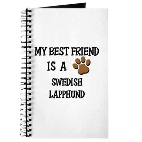 My best friend is a SWEDISH LAPPHUND Journal