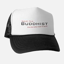 I'm a Buddhist Trucker Hat