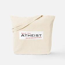 I'm an Atheist Tote Bag