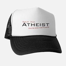 I'm an Atheist Trucker Hat