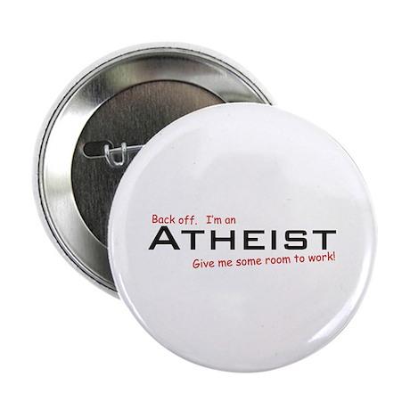 "I'm an Atheist 2.25"" Button (100 pack)"