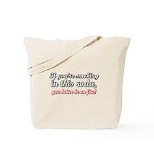 Capoeirista. Non-Smoker Tote Bag