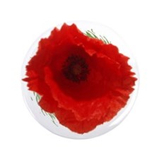 """Lest we forget . . . 3.5"""" Button"""